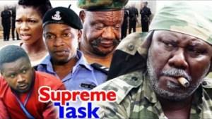 Supreme Task Season 1- (Sam Dede) 2019